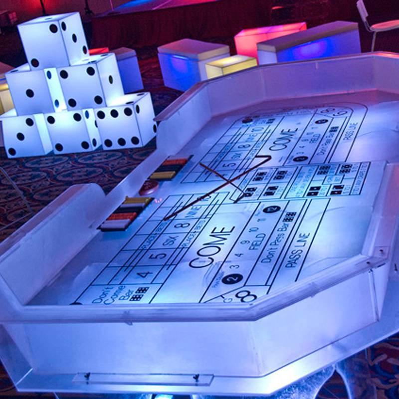 Glow Casino Furniture