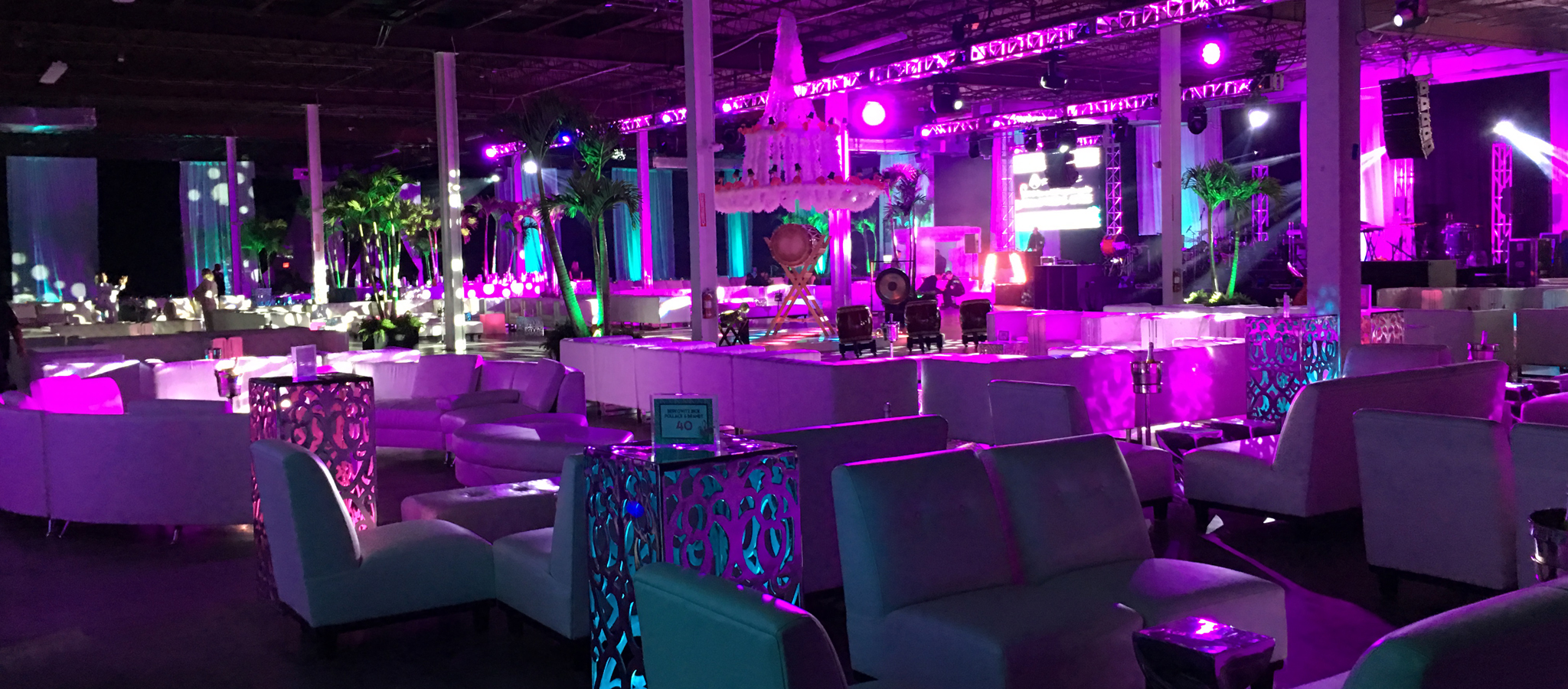 Event Decoration Rentals Miami | So Cool Events