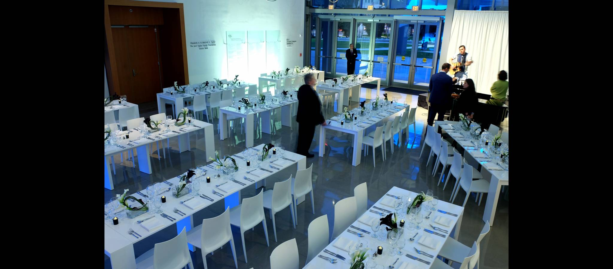 Contemporary Corporate Dinner