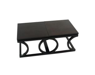 Crescent Double Coffee Table
